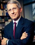 Dr. Tony Fauci portrait