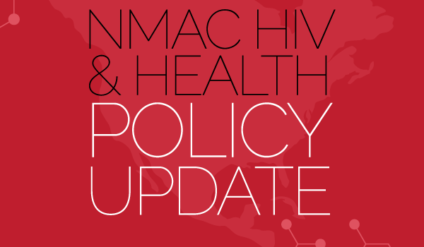 Important Happenings in HIV/Health Policy 6/7/19