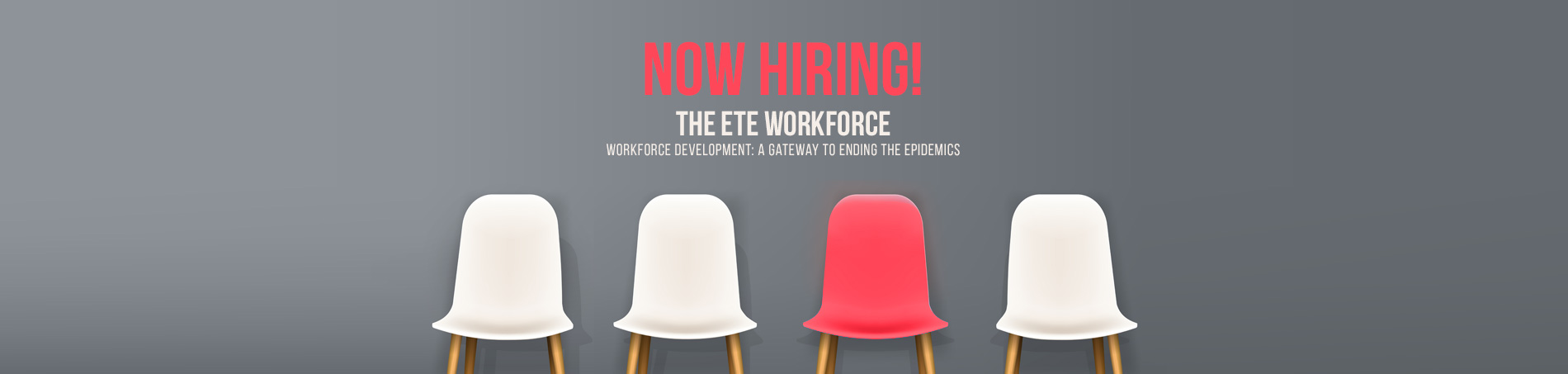The E.T.A. Workforce - Now Hiring