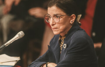 NMAC Statement on the Passing of Supreme Court Justice Ruth Bader Ginsburg